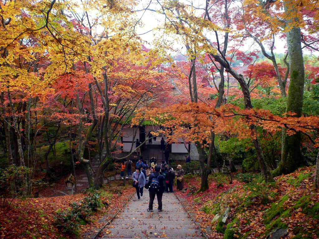 Jojakko-ji, Kyoto