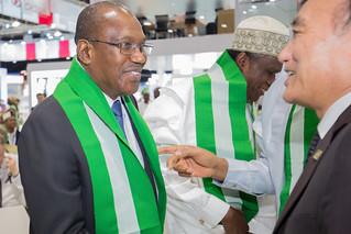ITU Telecom World 2016 - Nigeria Day