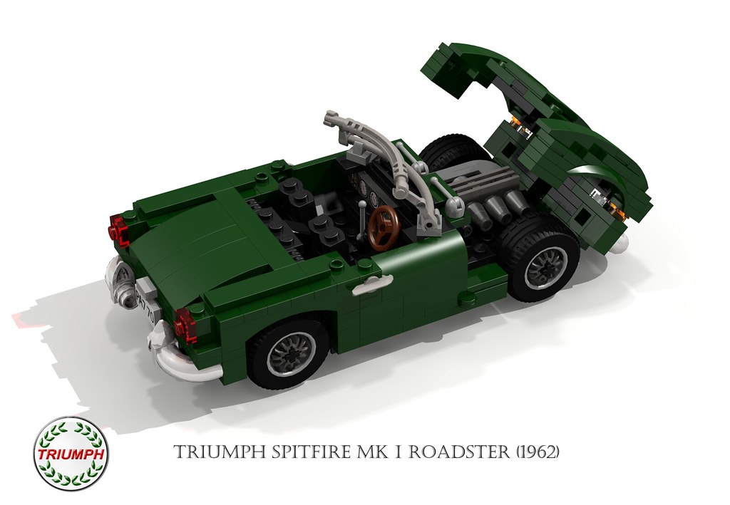 Triumph Spitfire Mk I Roadster (1962) | The Supermarine Spit
