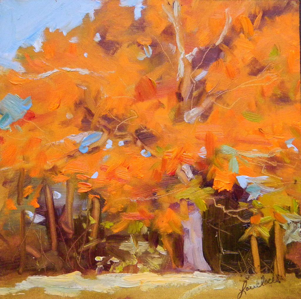 Fall Oak - SOLD | 6