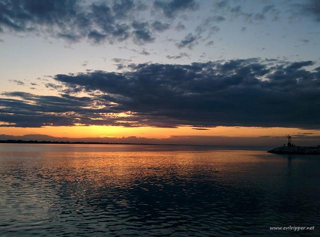 Rimini Sunset
