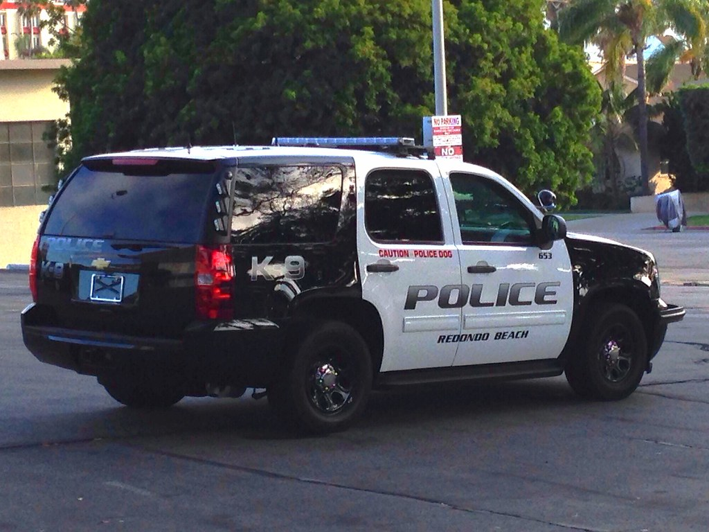 Redondo Beach Police K-9 | CODE 4 | Flickr