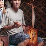 Playing the Morin Khur