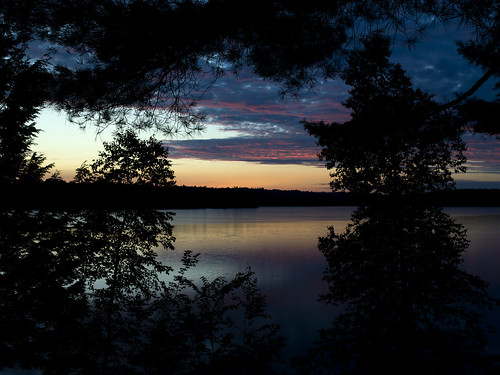 lake nature water wildlife maine southchina beautifulsunset