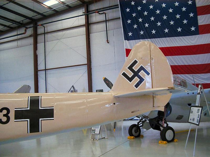 Messerschmitt Me208 (2)