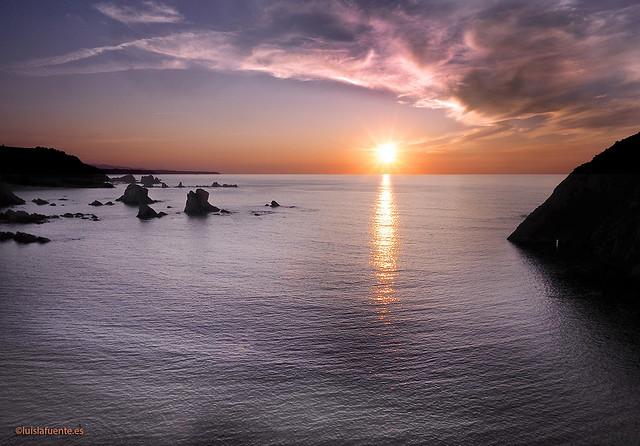 Playa del Silencio - The Beach of Silence