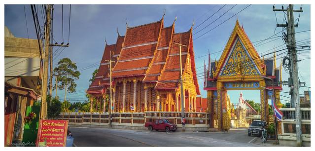 Large Temple Wat
