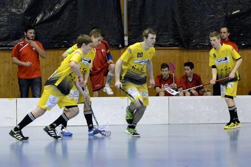 U18 - UHC Thun Saison 2013/14