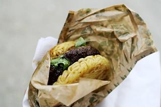 Ramen Burger   by jasewong