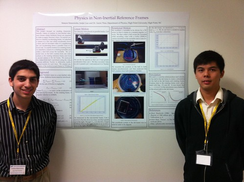 2014 Student Research by HIGH POINT UNIVERSITY