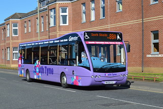 8299 (NK09FUY) Jarrow 88A | by Carlisle Bus Group