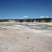 Sand Spring (Porcelain Basin, Norris Geyser Basin, Yellowstone Hotspot Volcano, nw Wyoming, USA)
