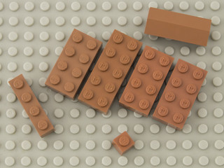 4 Terracotta | by Brick Colorstream