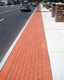 Wegman's East Ave Rochester, NY 4x8x2.25 Permeable 43 Tangerine | by Whitacre Greer