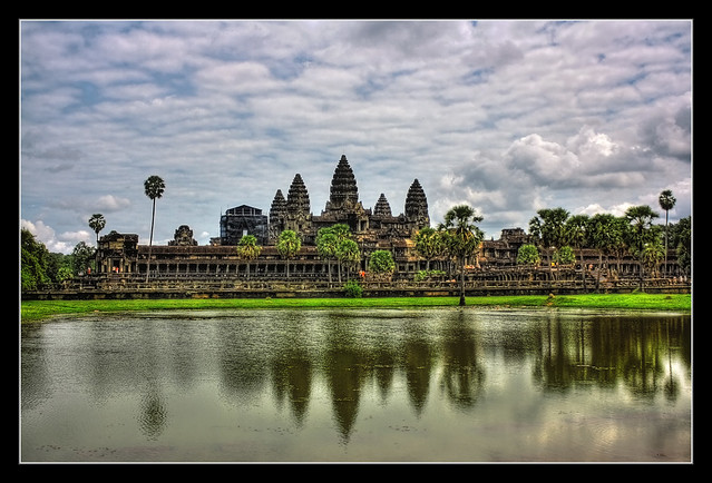 Siem Reap K - Angkor wat 03