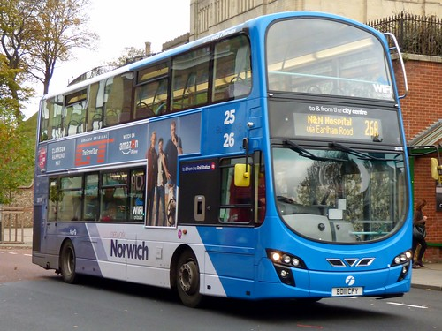 FirstNorwich 36174 - BD11CFY | by ZJN Photography