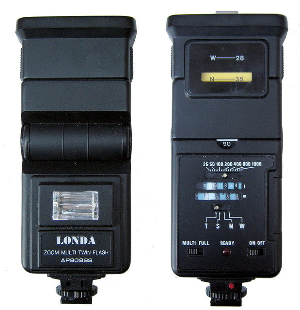 Londa AP808SS flash