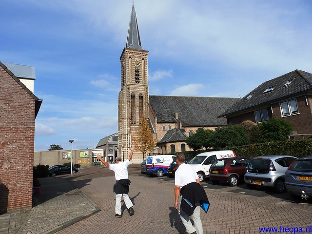 12-10-2013 Stolwijk  25.5 Km (94)