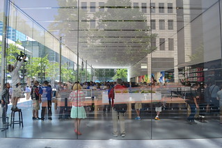 Apple Store, Pioneer Place | by ColbyAley