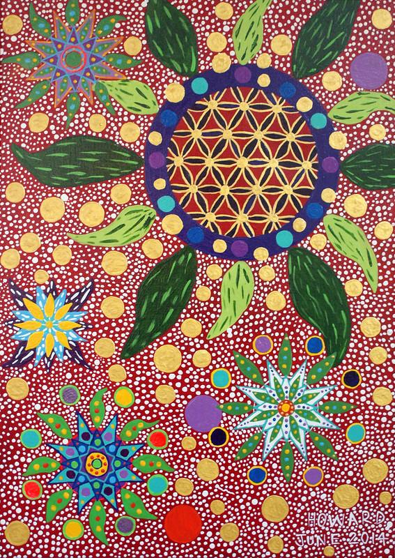 Ayahuasca Vision  - Howard G Charing