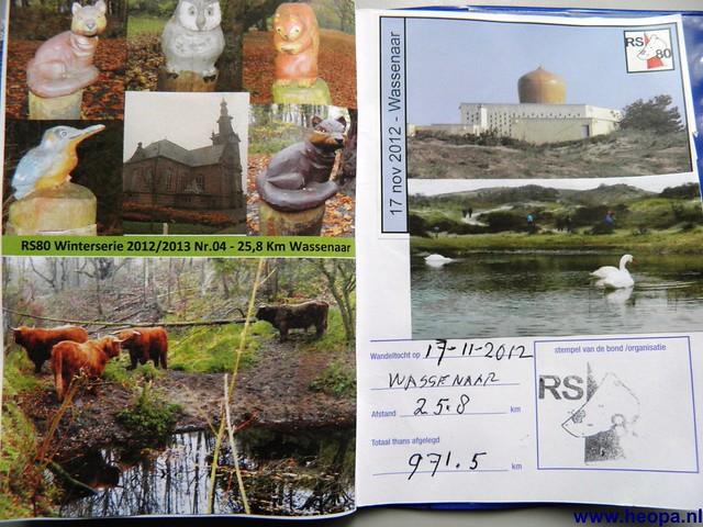 17-11-2012 Wassenaar 25.8 Km (101)