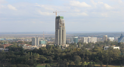 africa above park county city roof building tower skyline architecture modern skyscraper buildings square town downtown cityscape view floor kenya top african centre nairobi hill capital towers central style center aerial upper international convention afrika conference cbd uhuru viewpoint kenia helipad afrique kenyatta uap kicc