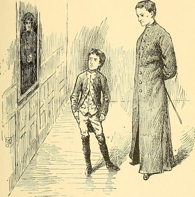 """Image from page 104 of """"The boy life of Napoleon, afterwards emperor of the French"""" (1895)"""