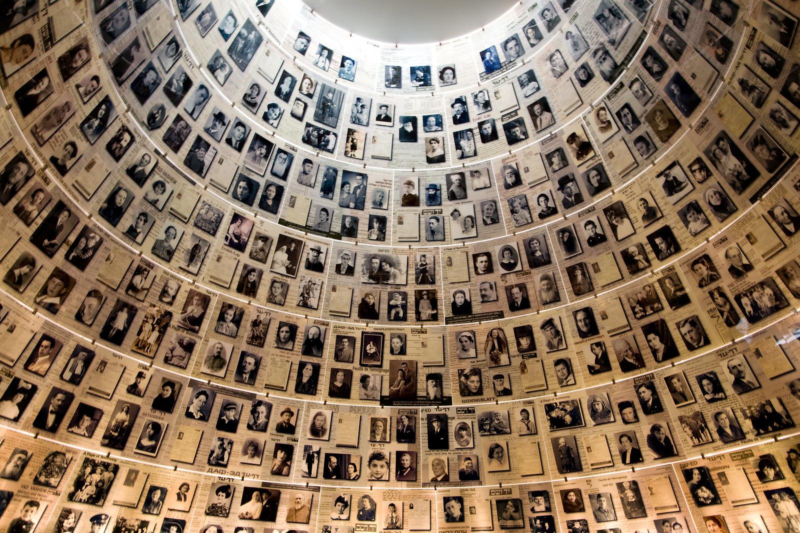 Jerusalem_Yad Vashem_the Hall of Names_2_Noam Chen_IMOT