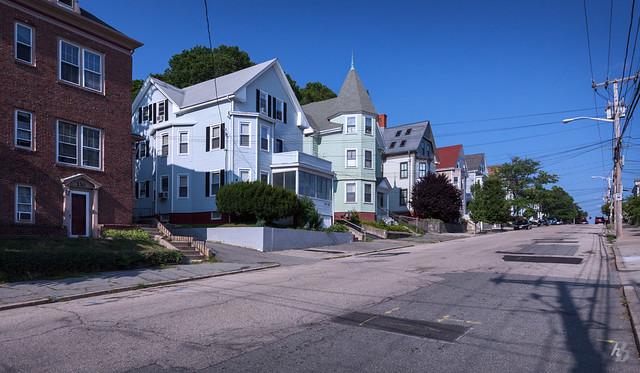 Doyle Avenue Historic District