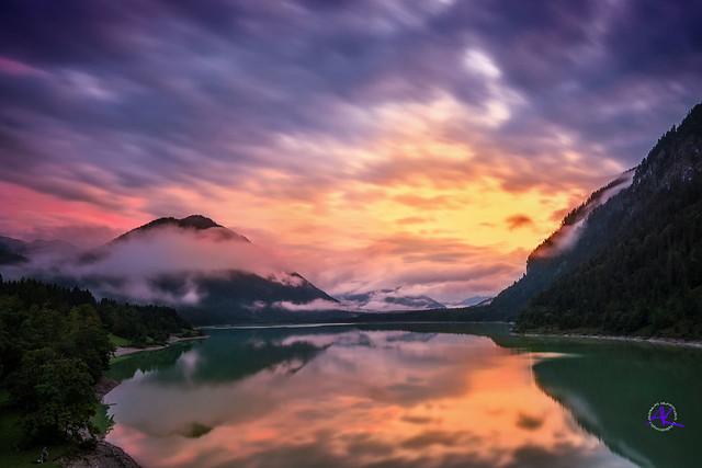 Sylvenstein Reservoir