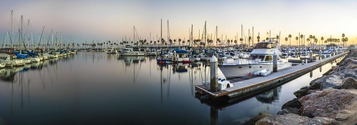 Long Beach Marina | by charlie617