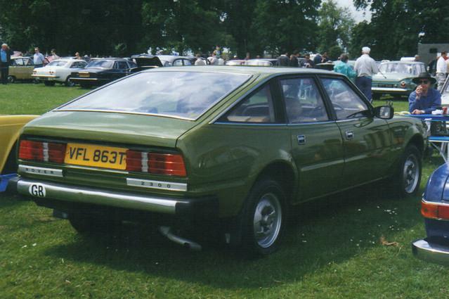 Rover 2300 - VFL 863T