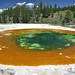 Beauty Pool (Grand Group, Upper Geyser Basin, Yellowstone Hotspot Volcano, nw Wyoming, USA)