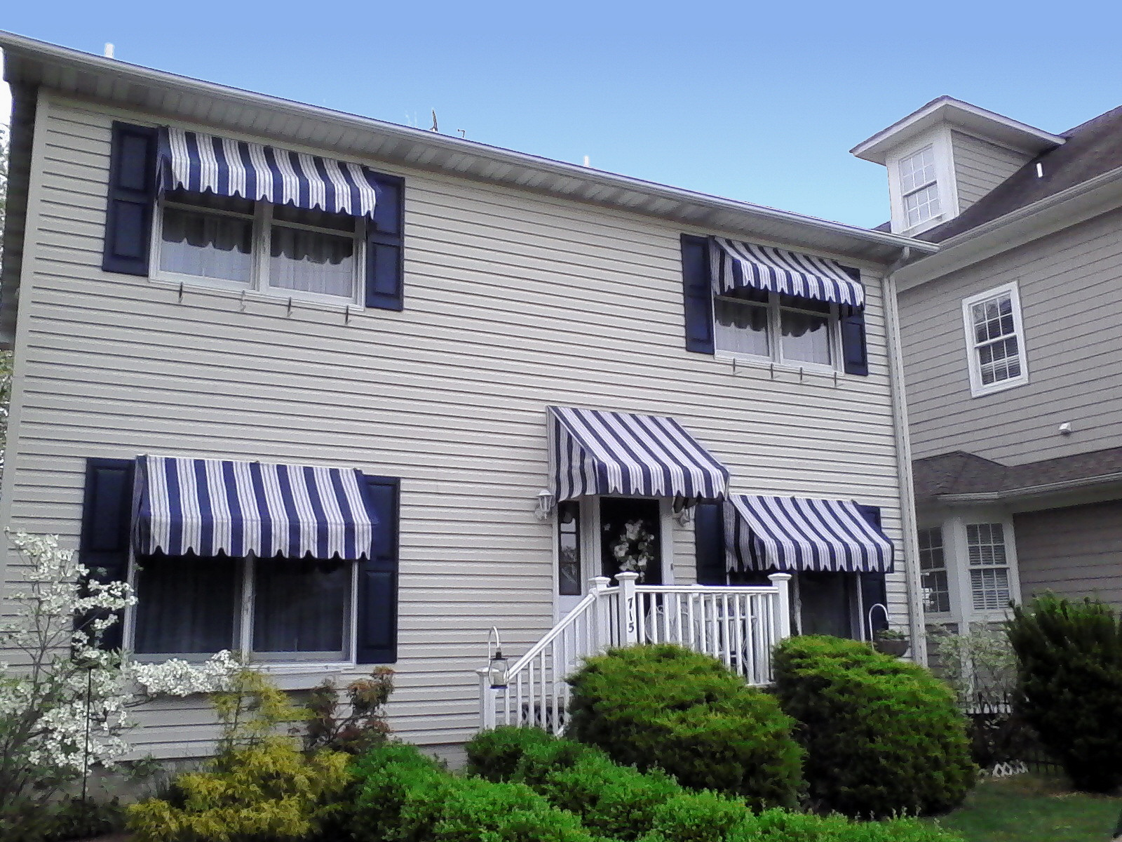 Residential Window Awnings