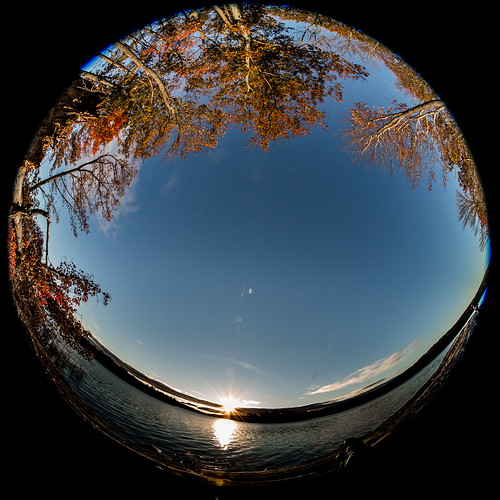 autumn sunrise fisheye nature dawn harrimanpark newyork woods 2016 fall water plants trees morning lake peakcolor laketiorati outside autumncolor forest hiking outdoors sky weather unitedstates landscape city harrimanstatepark southfields us