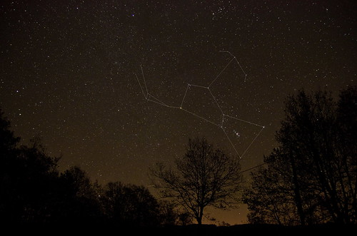 constellation sky stars étoiles night nightsky astronomy astro denisvandewalle pentaxk5 paysage landscape