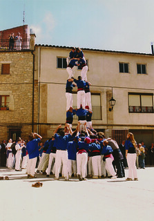 047. Trobada de les Tres Esplugues a l'Espluga Calba, 2001   by Cargolins
