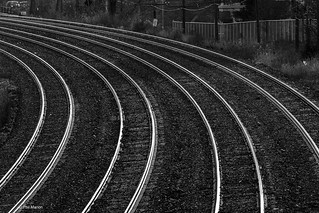 Wrong side of the tracks | by Phil Marion