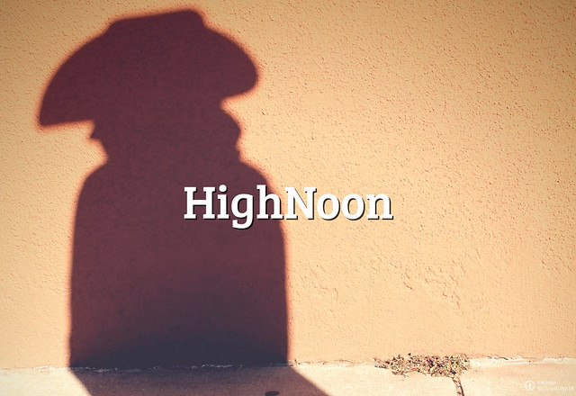 Flickr Friday: High Noon | The sun is burning down from the sky and everyone's getting ready to shoot! Take a stab at it and show us your interpretation of our latest theme.