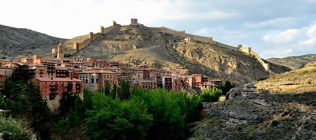 Albarracin-revisited
