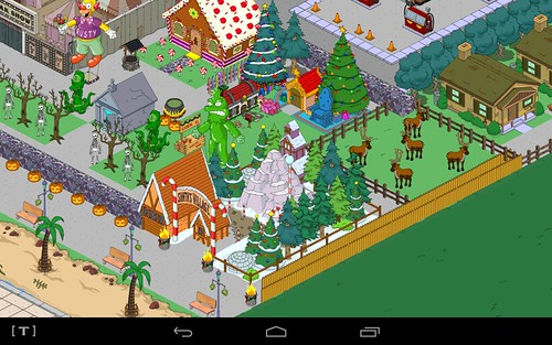 Santa World Springfield Style