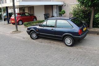 VW Polo 2F Coupé 3   by jcottervanger