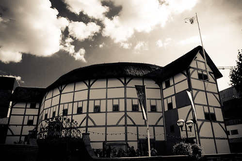 The Globe theatre - London | by Photasia