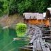 Ton Toey floating Raft houses