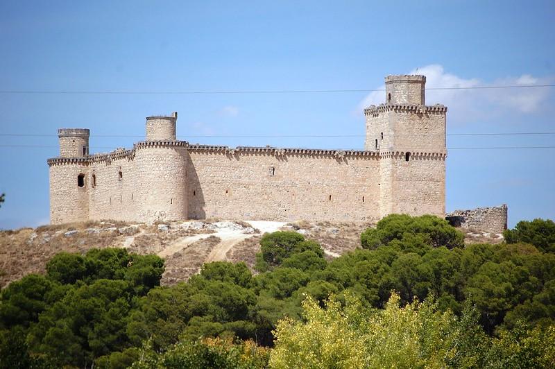 Castillo de Barcience (Barcience, Toledo)