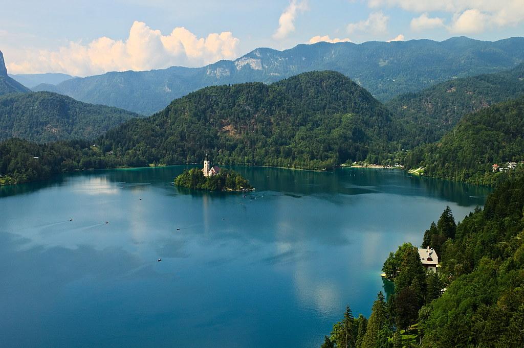 Slovénie - Lac de Bled