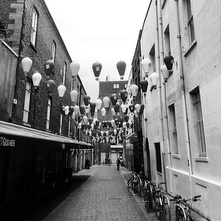 Coppinger Row 8am | by Conor O'Reilly