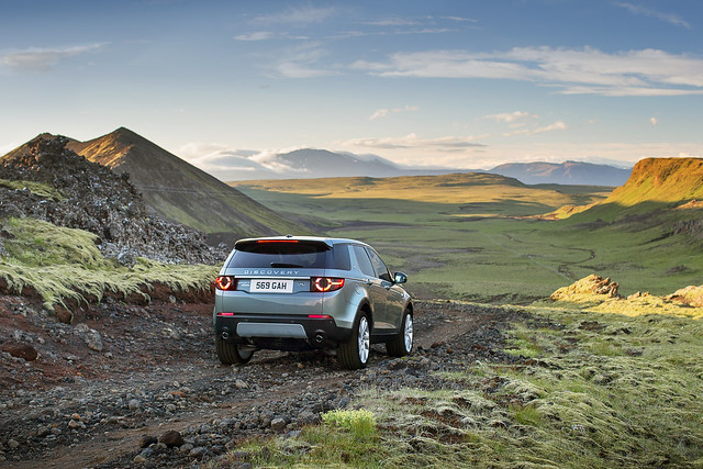 Land Rover Discovery Sport | Iceland