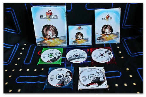 Final Fantasy VIII (PC - PAL - Complet) | by reimmstein