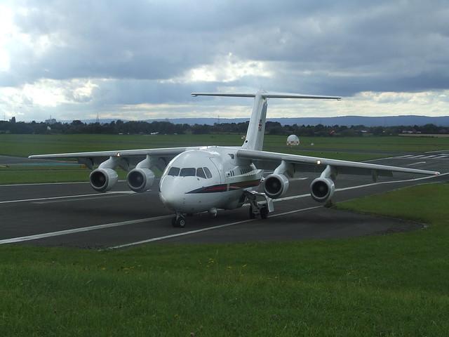 ZE700 British Aerospace BAe 146
